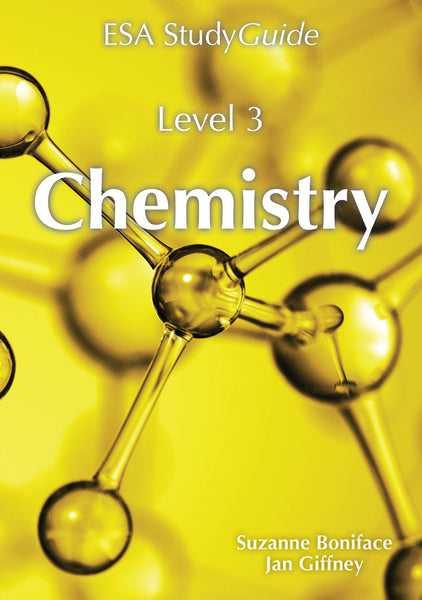 Level 3 Chemistry Study Guide