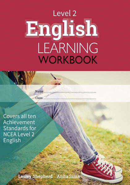 Level 2 English Learning Workbook