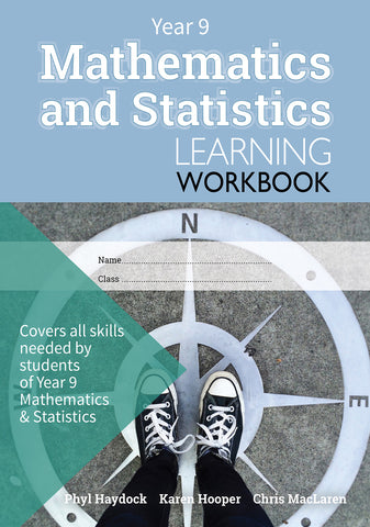 Year 9 Mathematics and Statistics Learning Workbook