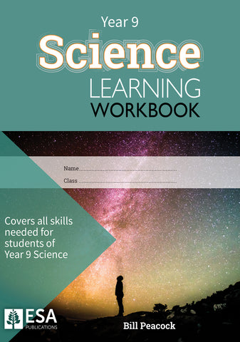Year 9 Science Learning Workbook (new edition)