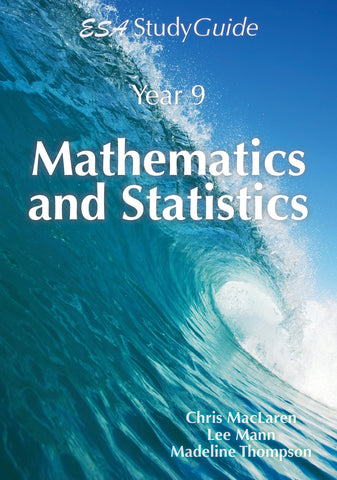 Year 9 Mathematics and Statistics Study Guide