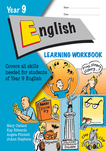 Year 9 English Learning Workbook