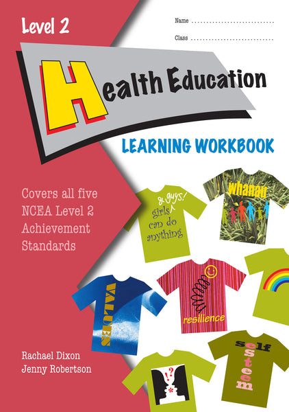Level 2 Health Education Learning Workbook