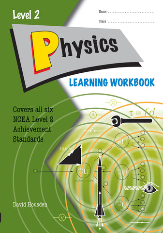 Level 2 Physics Learning Workbook