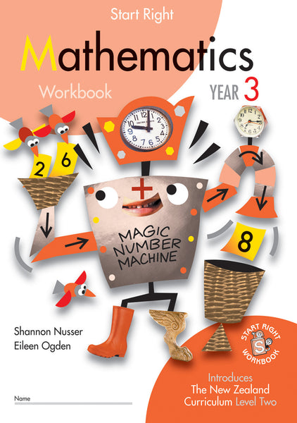 Year 3 Mathematics Start Right Workbook