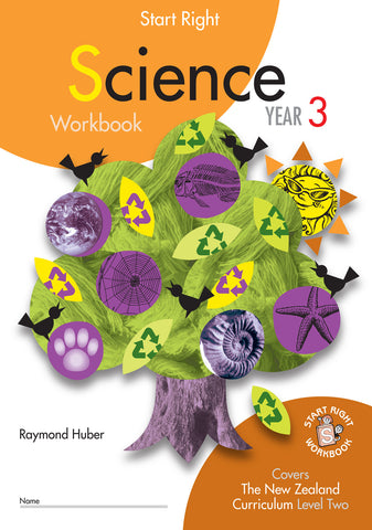 Year 3 Science Start Right Workbook