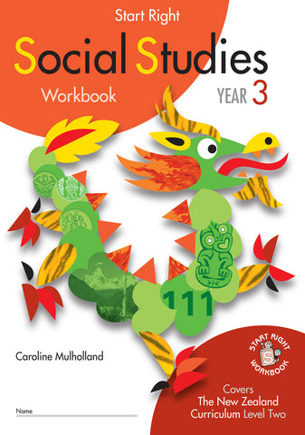 Year 3 Social Studies Start Right Workbook