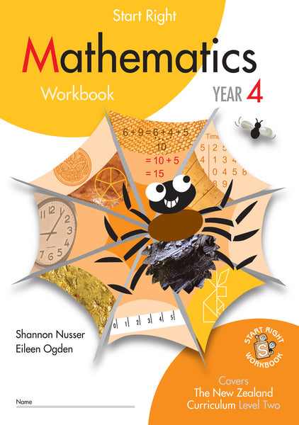 Year 4 Mathematics Start Right Workbook