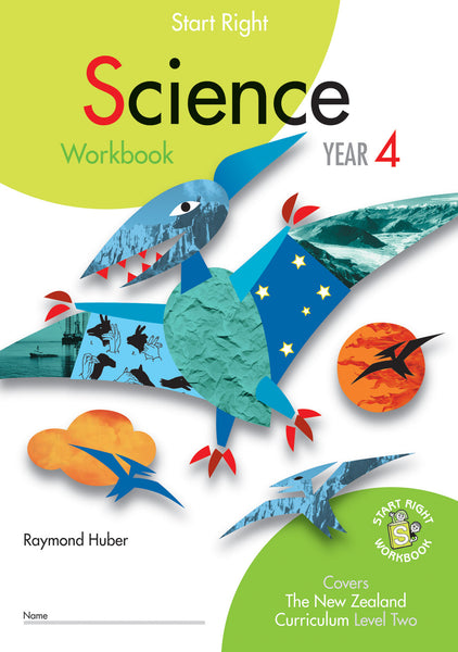 Year 4 Science Start Right Workbook