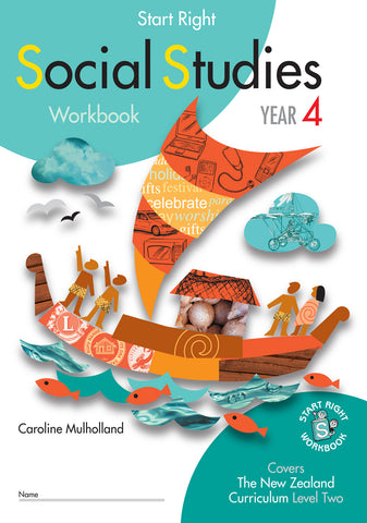 Year 4 Social Studies Start Right Workbook