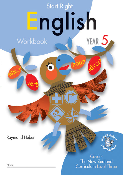 Year 5 English Start Right Workbook
