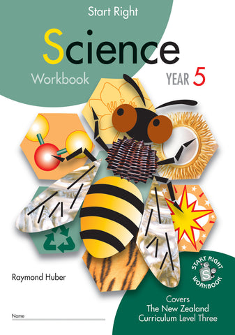 Year 5 Science Start Right Workbook