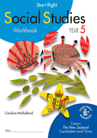 Year 5 Social Studies Start Right Workbook