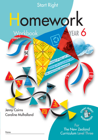 Year 6 Homework Start Right Workbook
