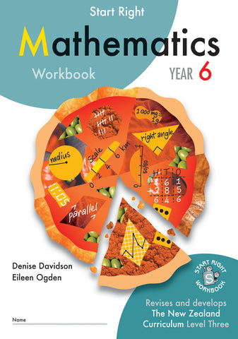 Year 6 Mathematics Start Right Workbook