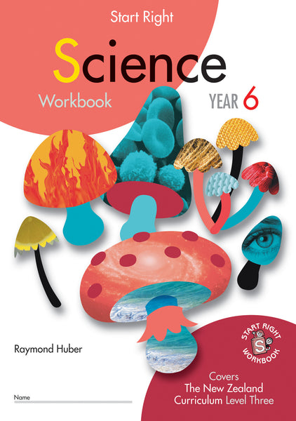 Year 6 Science Start Right Workbook