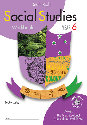Year 6 Social Studies Start Right Workbook