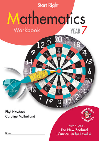 Year 7 Mathematics Start Right Workbook