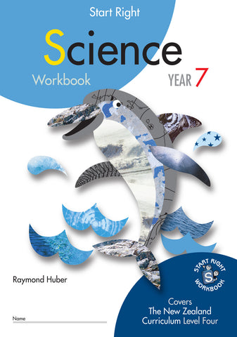 Year 7 Science Start Right Workbook