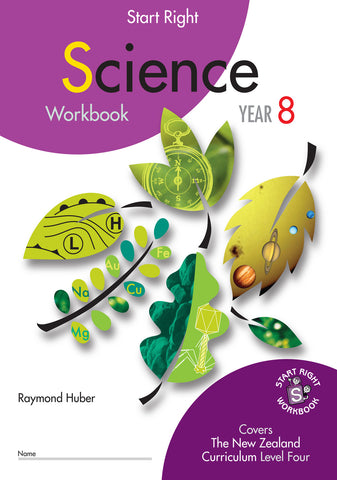Year 8 Science Start Right Workbook