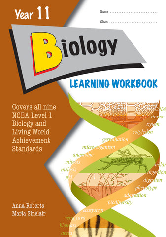 Level 1 Biology Learning Workbook