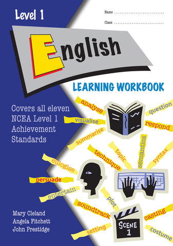 Level 1 English Learning Workbook