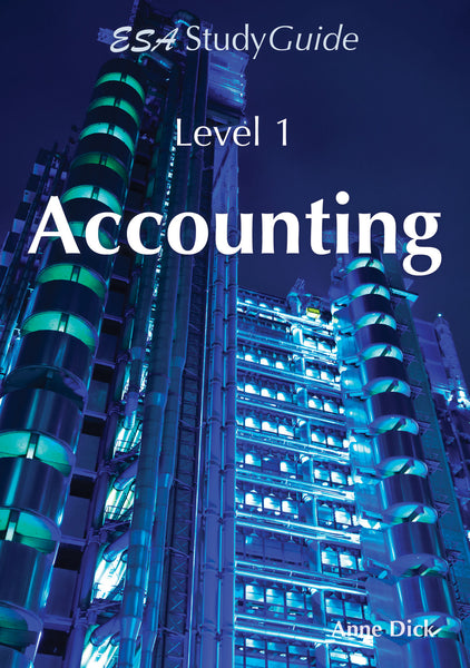 Level 1 Accounting Study Guide