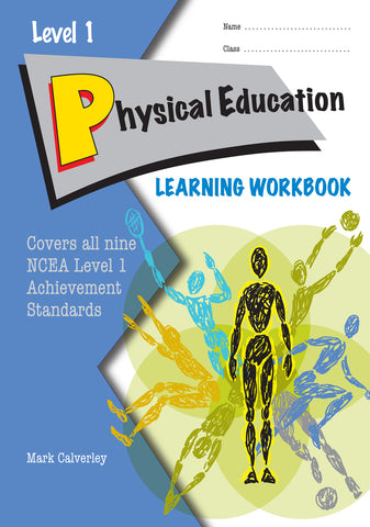 Level 1 Physical Education Learning Workbook