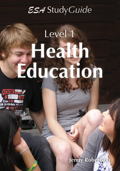 Level 1 Health Education Study Guide