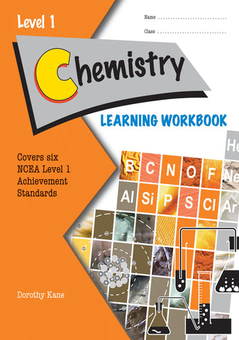 Level 1 Chemistry Learning Workbook