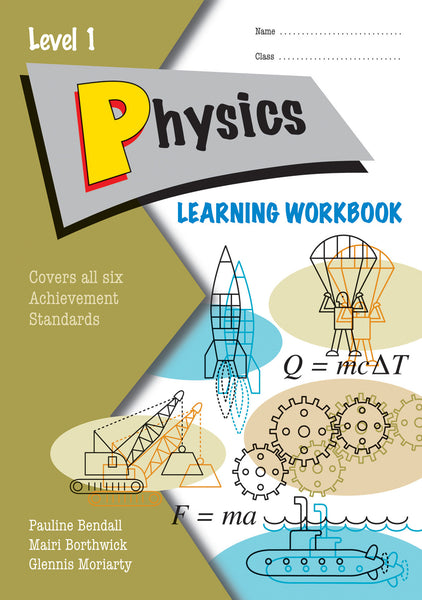 Level 1 Physics Learning Workbook