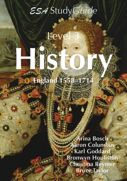 Level 3 History England Study Guide