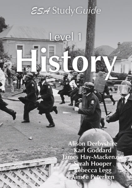 Level 1 History Study Guide