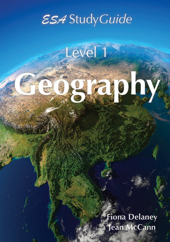 Level 1 Geography Study Guide