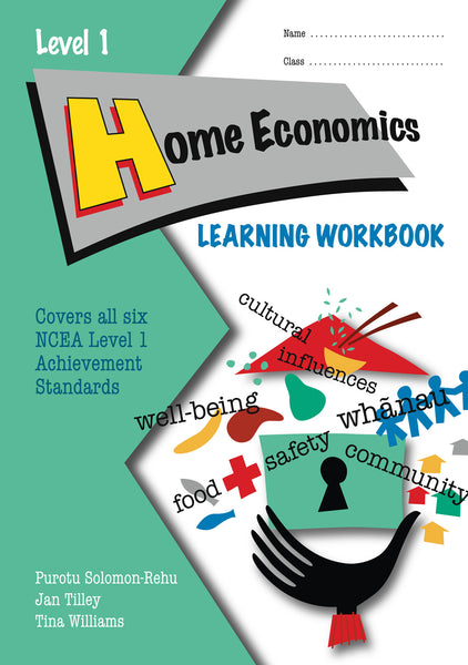 Level 1 Home Economics Learning Workbook