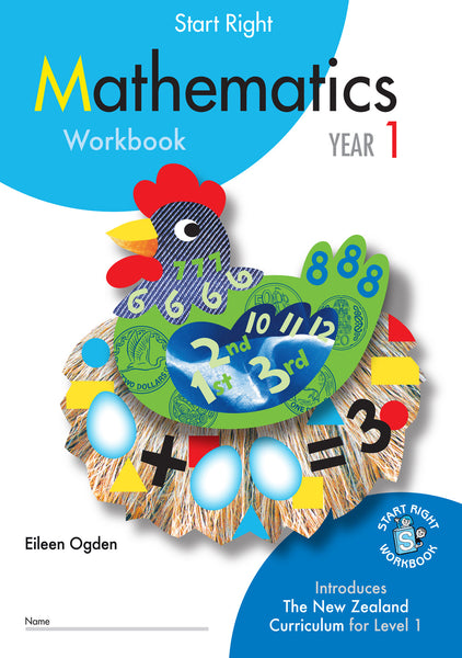 Year 1 Mathematics Start Right Workbook