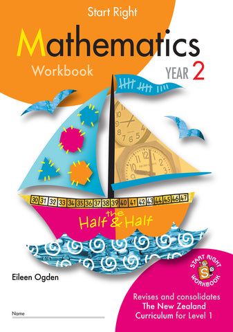Year 2 Mathematics Start Right Workbook