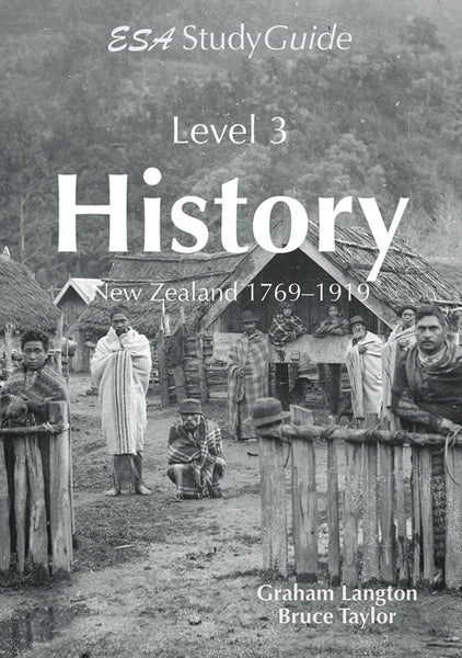 Level 3 History New Zealand Study Guide