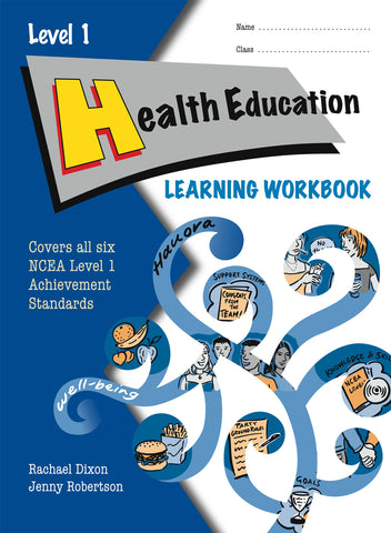 Level 1 Health Education Learning Workbook