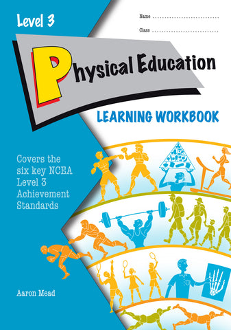Level 3 Physical Education Learning Workbook