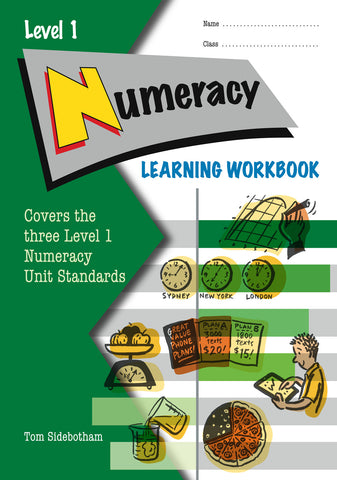 Level 1 Numeracy Learning Workbook