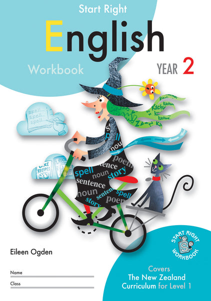Year 2 English Start Right Workbook