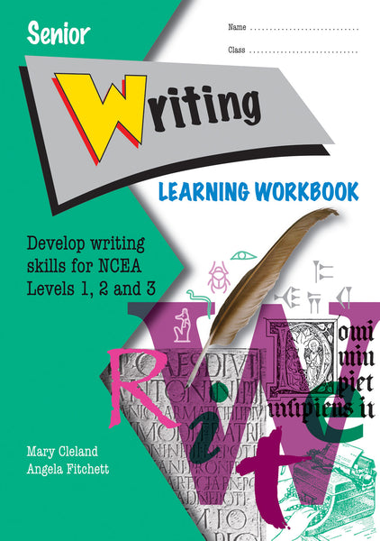 Senior Writing Learning Workbook