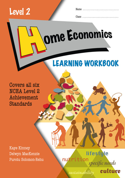 Level 2 Home Economics Learning Workbook