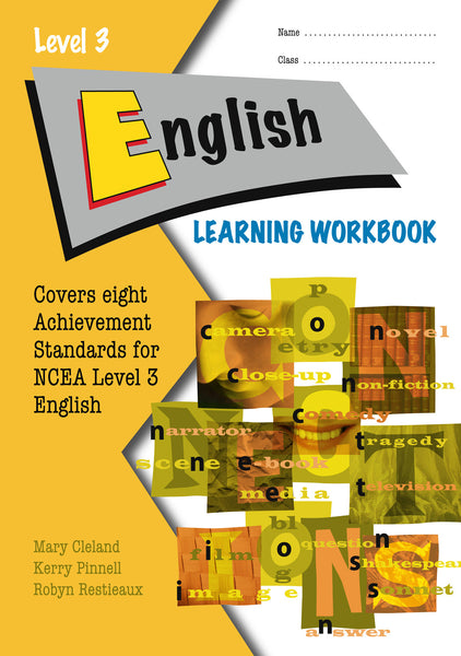 Level 3 English Learning Workbook