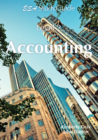 Level 2 Accounting Study Guide