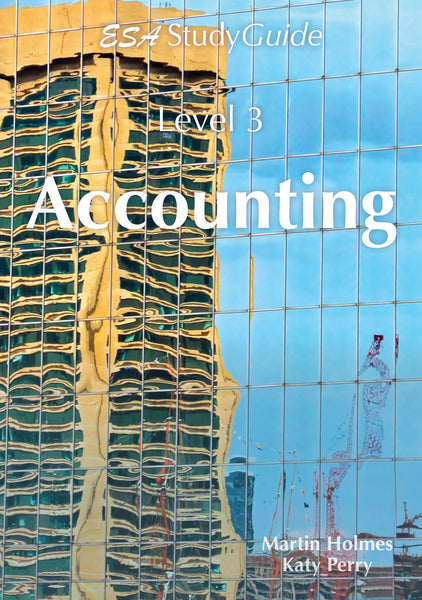 Level 3 Accounting Study Guide