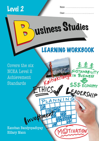 Level 2 Business Studies Learning Workbook
