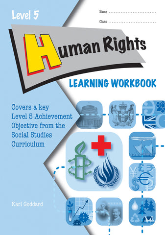 Level 5 Human Rights Learning Workbook