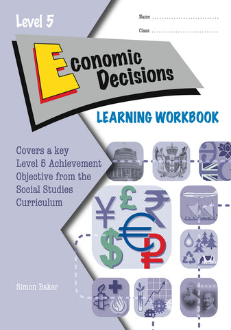 Level 5 Economic Decisions Learning Workbook